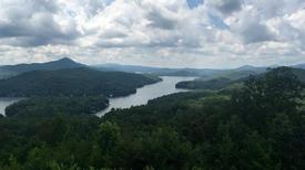 Lake Burton Views