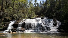 Tiger GA Waterfall
